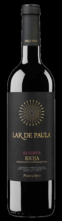 LAR de PAULA | RESERVA